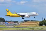 mojioさんが、成田国際空港で撮影したバニラエア A320-214の航空フォト(写真)