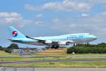 mojioさんが、成田国際空港で撮影した大韓航空 747-4B5の航空フォト(写真)