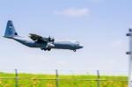 NCT310さんが、横田基地で撮影したアメリカ空軍 MC-130J Herculesの航空フォト(写真)