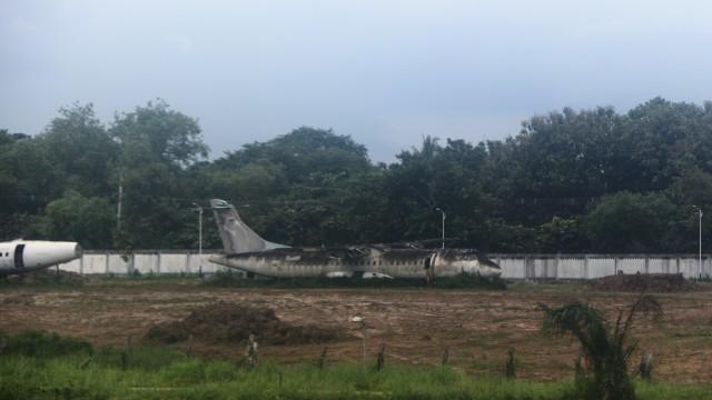 westtowerさんが、ヤンゴン国際空港で撮影したバガン航空 ATR-72-212の航空フォト(飛行機 写真・画像)