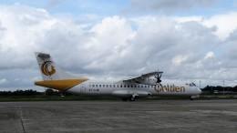 westtowerさんが、ヤンゴン国際空港で撮影したゴールデン・ミャンマー・エアラインズ ATR-72-600の航空フォト(飛行機 写真・画像)