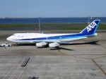 mktさんが、羽田空港で撮影した全日空 747-481(D)の航空フォト(写真)