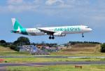 mojioさんが、成田国際空港で撮影したエアソウル A321-231の航空フォト(飛行機 写真・画像)