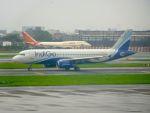 まいけるさんが、チャトラパティー・シヴァージー国際空港で撮影したインディゴ A320-232の航空フォト(写真)
