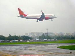 まいけるさんが、チャトラパティー・シヴァージー国際空港で撮影したエア・インディア A320-251Nの航空フォト(飛行機 写真・画像)