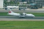 pringlesさんが、福岡空港で撮影した日本エアコミューター ATR-42-600の航空フォト(写真)