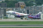 pringlesさんが、福岡空港で撮影した香港エクスプレス A320-271Nの航空フォト(写真)