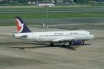 pringlesさんが、福岡空港で撮影したマカオ航空 A320-232の航空フォト(写真)
