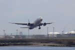 VFRさんが、羽田空港で撮影した日本航空 777-346の航空フォト(写真)