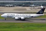 takaRJNSさんが、羽田空港で撮影したタイ国際航空 747-4D7の航空フォト(写真)