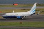 キイロイトリさんが、関西国際空港で撮影したラスベガス サンズ 737-7BC BBJの航空フォト(写真)