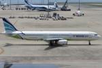 SFJ_capさんが、中部国際空港で撮影したエアプサン A321-231の航空フォト(写真)