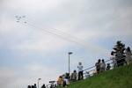 ペア ドゥさんが、千歳基地で撮影した航空自衛隊 T-4の航空フォト(写真)