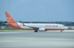 kumagorouさんが、那覇空港で撮影したチェジュ航空 737-8Q8の航空フォト(写真)