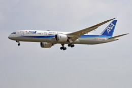 kohkohさんが、仙台空港で撮影した全日空 787-9の航空フォト(飛行機 写真・画像)