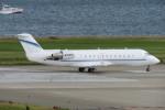 SFJ_capさんが、関西国際空港で撮影したウィルミントン・トラスト・カンパニー CL-600-2B19 Regional Jet CRJ-100SEの航空フォト(写真)
