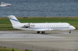 SFJ_capさんが、関西国際空港で撮影したウィルミントン・トラスト・カンパニー CL-600-2B19 Regional Jet CRJ-100SEの航空フォト(飛行機 写真・画像)