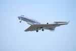 BELL602さんが、新潟空港で撮影した海上保安庁 G-V Gulfstream Vの航空フォト(写真)