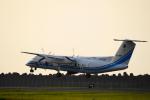BELL602さんが、新潟空港で撮影した海上保安庁 DHC-8-315 Dash 8の航空フォト(写真)