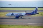 よんすけさんが、中部国際空港で撮影した香港エクスプレス A320-271Nの航空フォト(写真)