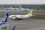 funi9280さんが、新千歳空港で撮影したAIR DO 737-781の航空フォト(写真)