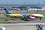 SFJ_capさんが、羽田空港で撮影した全日空 777-281/ERの航空フォト(写真)