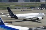 SFJ_capさんが、羽田空港で撮影したルフトハンザドイツ航空 A350-941XWBの航空フォト(写真)