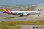 amagoさんが、関西国際空港で撮影したアシアナ航空 A350-941XWBの航空フォト(写真)