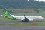SFJ_capさんが、成田国際空港で撮影した春秋航空日本 737-8ALの航空フォト(写真)