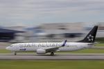 Yoshlさんが、伊丹空港で撮影した全日空 737-881の航空フォト(写真)