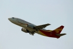 ハピネスさんが、関西国際空港で撮影した金鵬航空 737-36N(SF)の航空フォト(飛行機 写真・画像)