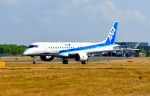 まいけるさんが、ファンボロー空港で撮影した三菱航空機 MRJ90STDの航空フォト(写真)