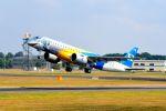 まいけるさんが、ファンボロー空港で撮影したエンブラエル ERJ-190-300 STD (E190-E2)の航空フォト(写真)