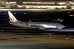コージーさんが、羽田空港で撮影した日本トランスオーシャン航空 737-8Q3の航空フォト(写真)