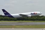 コージーさんが、成田国際空港で撮影したフェデックス・エクスプレス A300B4-622R(F)の航空フォト(写真)