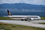 T.Sazenさんが、関西国際空港で撮影したシンガポール航空 787-10の航空フォト(飛行機 写真・画像)