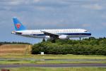 mojioさんが、成田国際空港で撮影した中国南方航空 A320-214の航空フォト(写真)