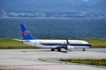 T.Sazenさんが、関西国際空港で撮影した中国南方航空 737-81Bの航空フォト(写真)