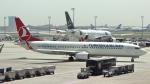 誘喜さんが、アタテュルク国際空港で撮影したターキッシュ・エアラインズ 737-9F2/ERの航空フォト(写真)