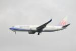 Musondaさんが、台湾桃園国際空港で撮影したチャイナエアライン 737-8ALの航空フォト(写真)