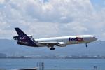 ぬま_FJHさんが、関西国際空港で撮影したフェデックス・エクスプレス MD-11Fの航空フォト(写真)