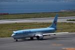 ぬま_FJHさんが、関西国際空港で撮影した大韓航空 737-9B5の航空フォト(写真)