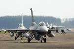 new_2106さんが、横田基地で撮影したアメリカ空軍 F-16C Fighting Falconの航空フォト(写真)