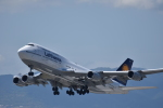 ぬま_FJHさんが、関西国際空港で撮影したルフトハンザドイツ航空 747-430の航空フォト(写真)