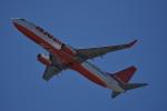 ぬま_FJHさんが、関西国際空港で撮影したチェジュ航空 737-8ASの航空フォト(写真)