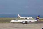 meijeanさんが、中部国際空港で撮影したルフトハンザドイツ航空 A340-313Xの航空フォト(写真)
