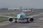 飛行機ゆうちゃんさんが、関西国際空港で撮影した大韓航空 777-3B5/ERの航空フォト(写真)