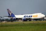 take_2014さんが、横田基地で撮影したアトラス航空 747-47UF/SCDの航空フォト(飛行機 写真・画像)