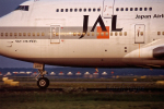 EarthScapeさんが、アムステルダム・スキポール国際空港で撮影した日本航空 747-446の航空フォト(写真)