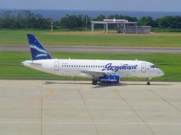 bannigsさんが、新潟空港で撮影したヤクティア・エア 100-95Bの航空フォト(飛行機 写真・画像)